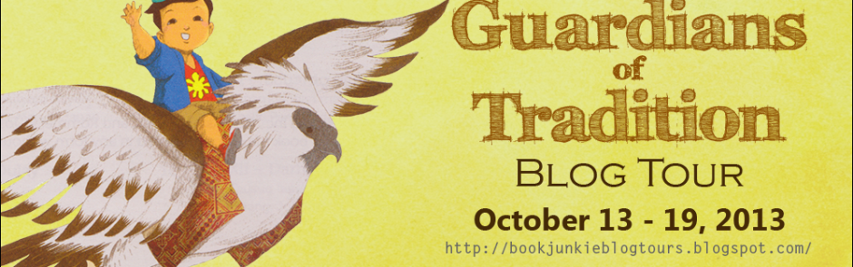 2013 Guardians of Tradition Blog Tour