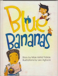 Blue Bananas (2012, Crucible Gallery)